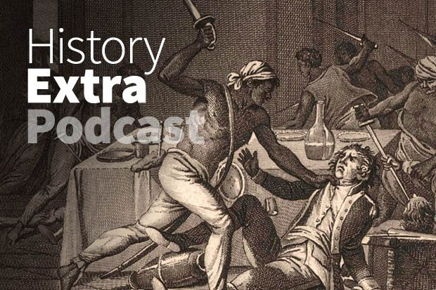 Vincent Brown talks about 'Tacky's Revolt' on the HistoryExtra podcast.