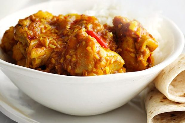 Chettinad Curry Recipe With Chicken