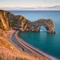 Caves Arches Stacks And Stumps Diagram 2010 Ford Ranger Radio Wiring Best Around British Coastline Countryfile Com Durdle Door In Dorset Is An Arch Which Has Not Yet Collapsed Into C Getty