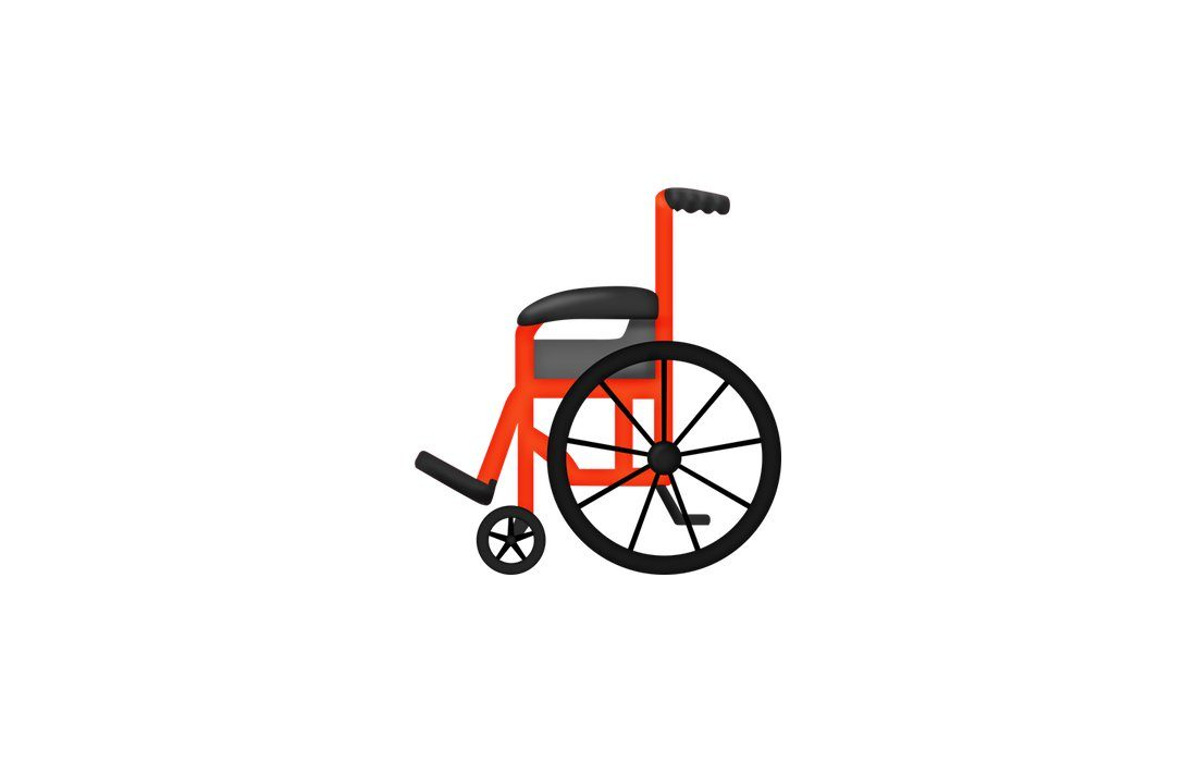 wheelchair emoji arm covers for chairs new animal emojis approved 2019 update discover wildlife manual c unicorde consortium