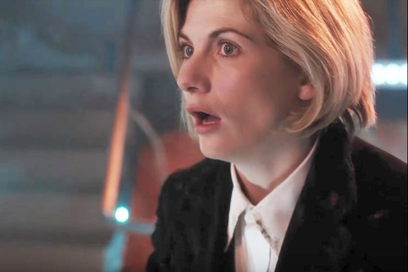 Image result for jodie whittaker