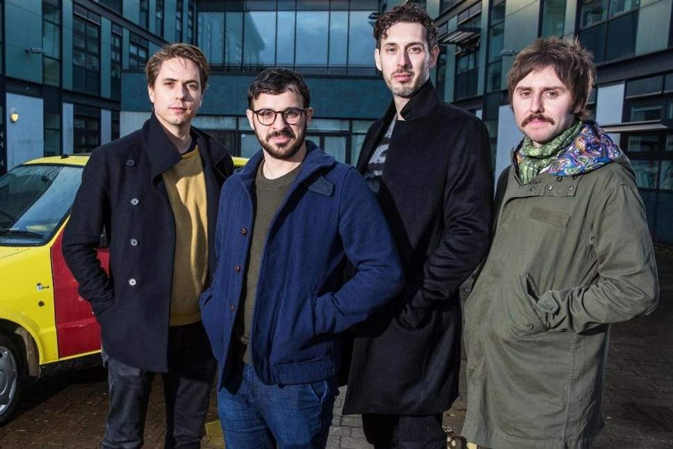 The Inbetweeners: Fwends Reunited (Channel 4)
