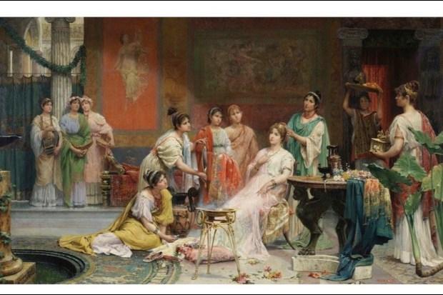 Old Greek Everyday Life