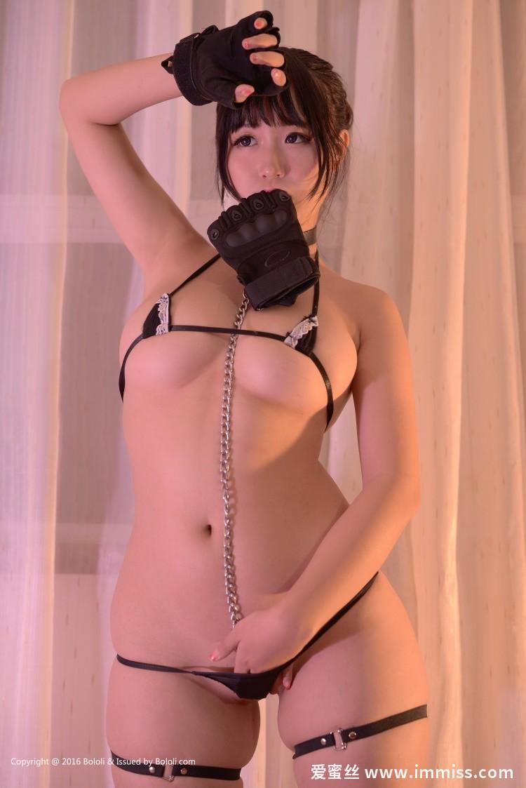 03 8 - [Bololi波萝社]新刊 2016.12.28 BOL.012 猫九酱Sakura 铁索猫九–沙漠旅拍