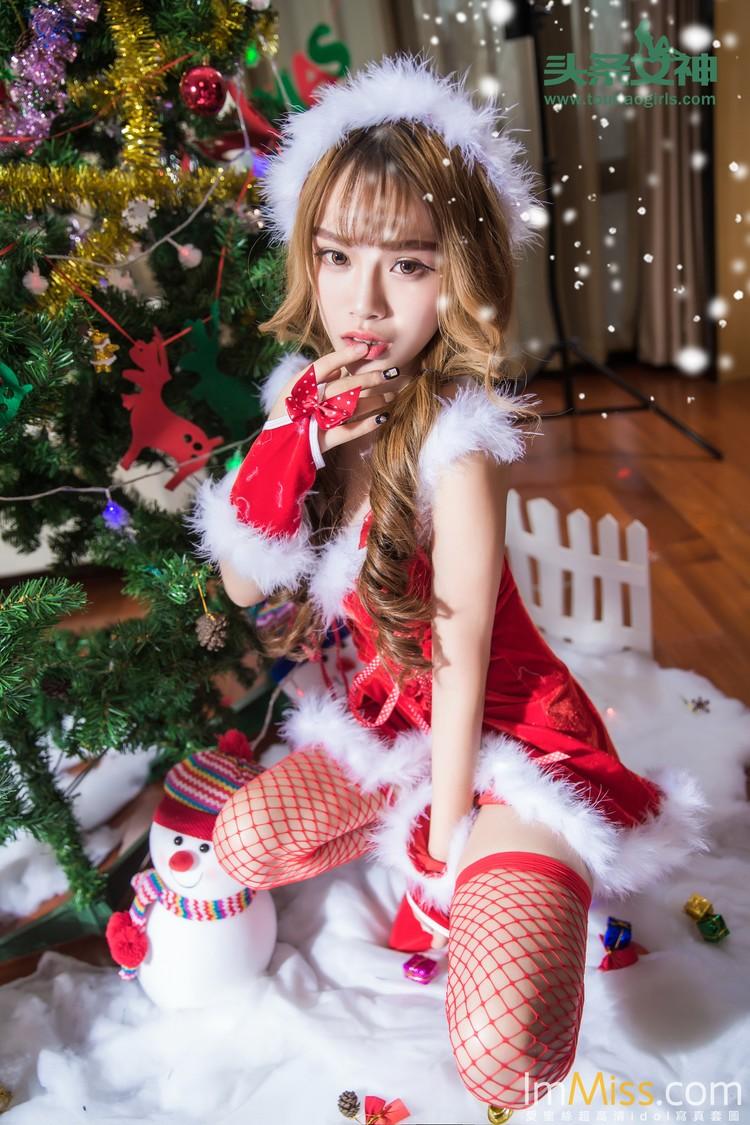 [TouTiao头条女神] 2016.12.19 kitty VIP专享 雪肌香肩 [7+1P]