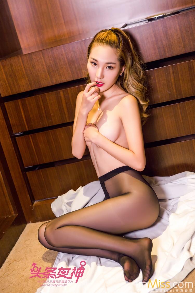 [TouTiao头条女神] 2017.11.30 美惠子霸气纹身 [28+1P]