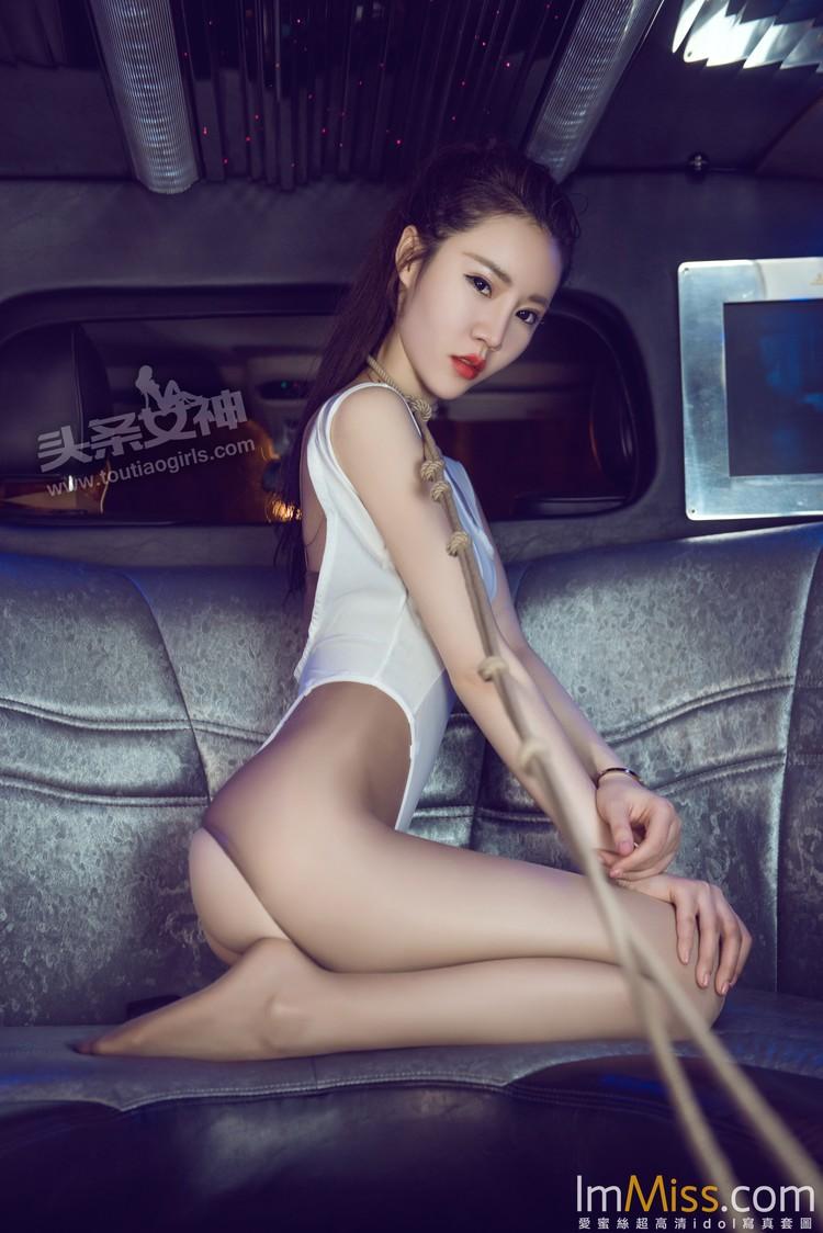 [TouTiao头条女神] 2017.06.11 完全紧缚 樊安妮 [17+1P]