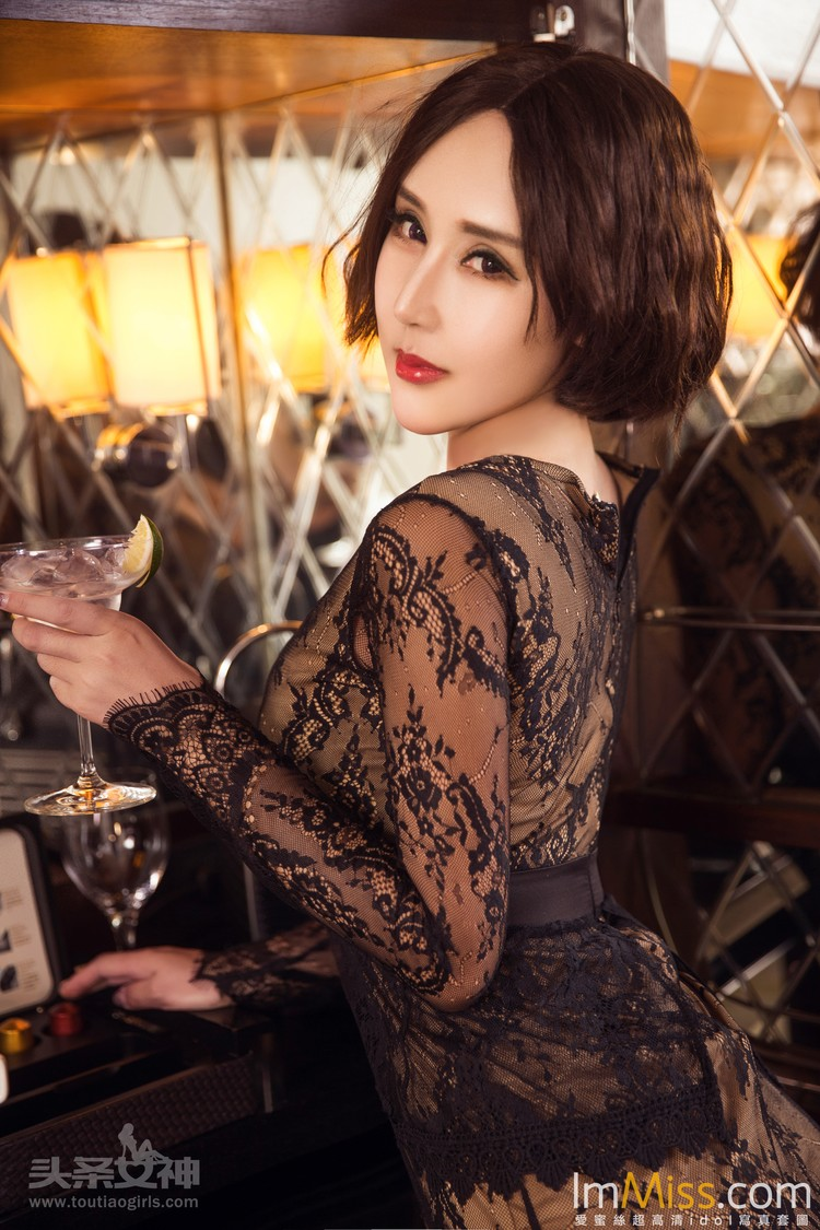[TouTiao头条女神] 2017.05.09 VIP专辑 蜜臀物语 娜依灵儿 [41+1P]