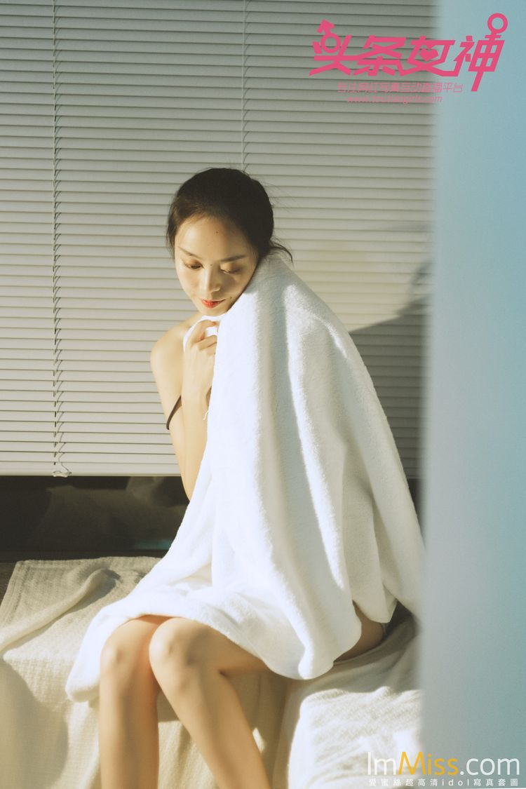 [TouTiao头条女神] 2018.01.18 天使之恋 [14+1P]