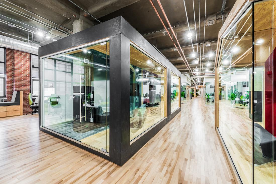 GSoft Le Bonheur Au Travail Faon Line Laurin Architecte