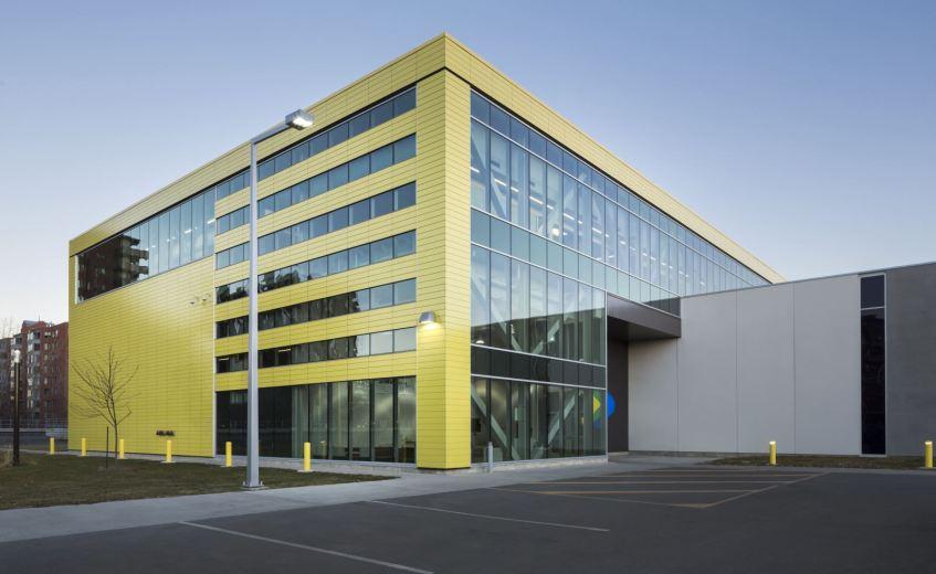 La façade ventilée en céramique