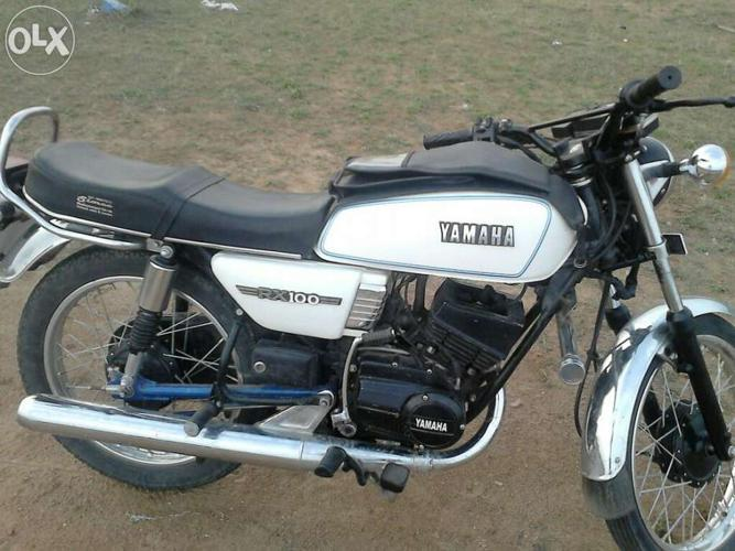 Yamaha Rx 100 Updated Bike For In Tiruvannamalai Tamil Nadu Classified Indialisted Com