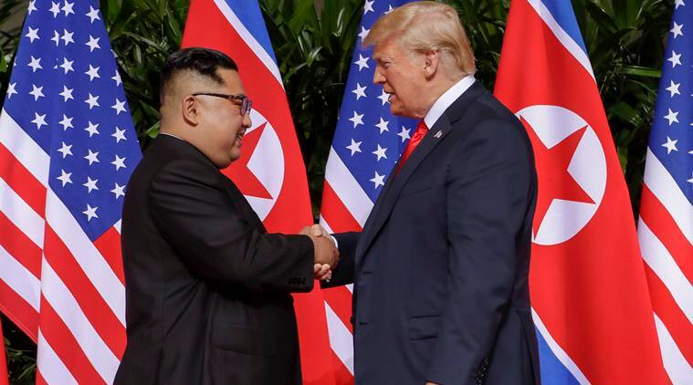 Trump-Kim meeting LIVE: 'Comprehensive' document signed by duo in the historic Singapore summit