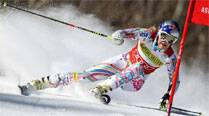 Winter Olympics loses its star, Lindsey Vonn, toinjury