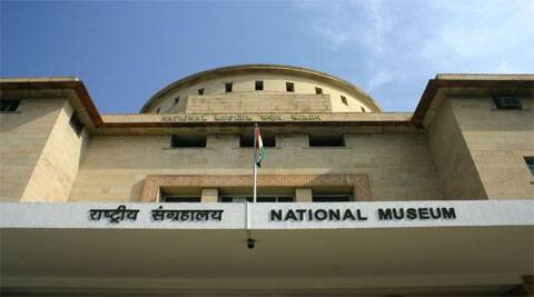 Image result for national museum. IN DELHI