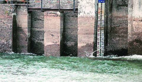 The water available in Khadakwasla dam for the city's potable water supply was enough to last till July 25. (Source: Photo Arul Horizon )
