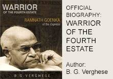 Warrior of the Fourth Estate