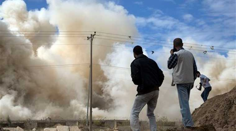 Egypt crackdown angers people in Sinai border town