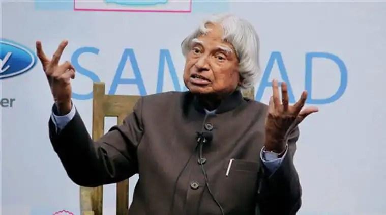 Abdul Kalam, ISRO, Satish Dhawan, Jaipur Literature Festival