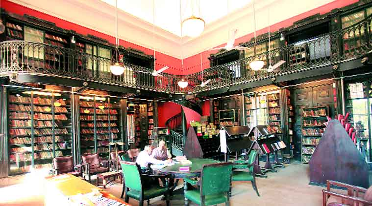 Room To Read No funds Asiatic Library turns to youth