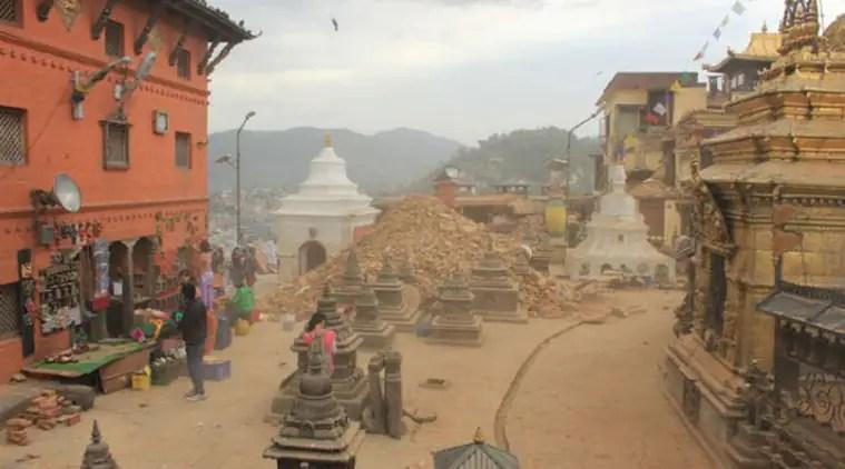 k vijay, K Vijay nepal, K Vijay Nepal earthquake, K vijay dead, telugu actor K Vijay, kathmandu