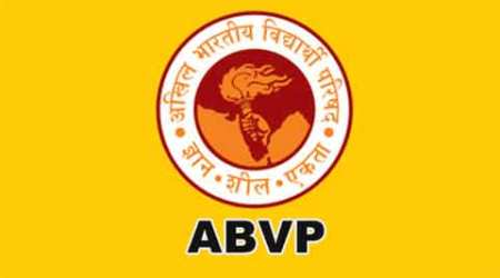 Enrolled 10 lakh new members in last one year: ABVP | The Indian Express