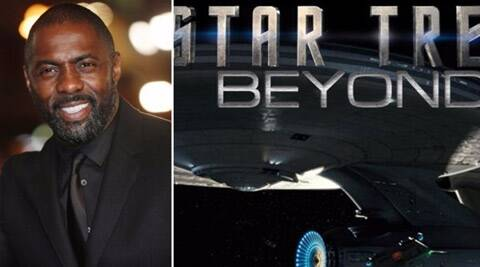 Idris Elba to appear in 'Star Trek Beyond'
