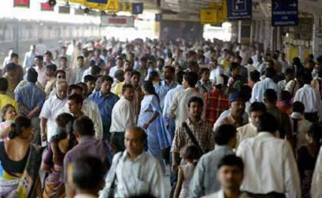India S Population As Of 5pm Today 127 42 39 769 And Growing India News The Indian Express