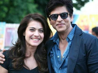 Image result for images of shah rukh khan and kajol