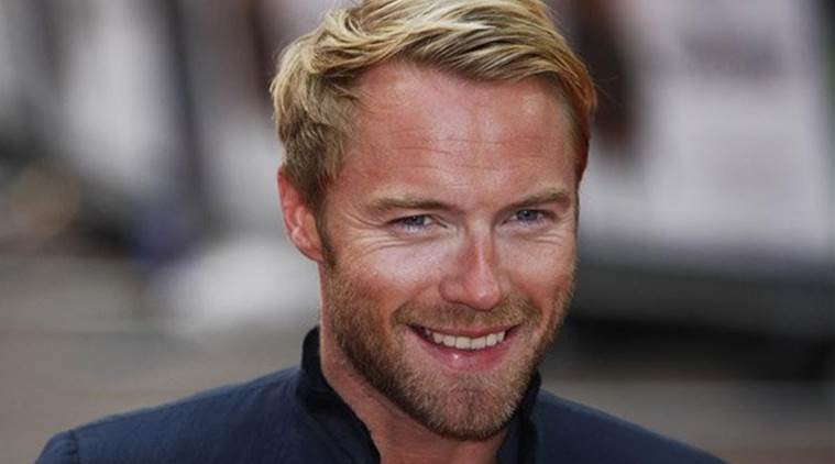 Ronan Keating Releasing First Album In Three Years