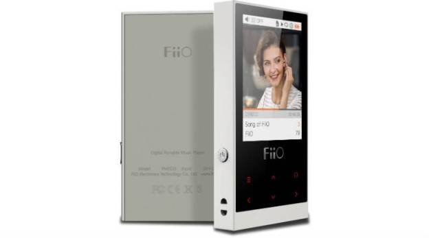 FiiO, FiiO M3 portable music player, FiiO M3 music player, FiiO M3, MP3 players, High end MP3 players, music players, gadgets, tech news, technology