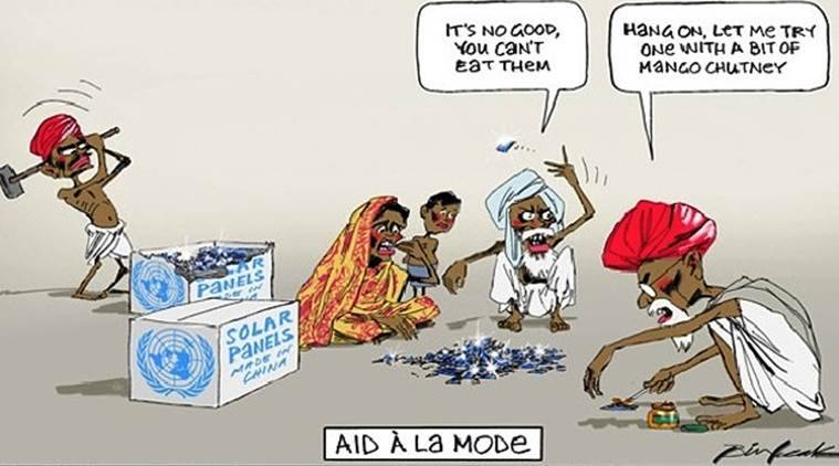 Image result for social sector cartoons india