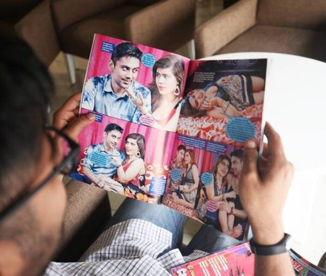 Photo Stories Are The Centrepiece Of The Magazine