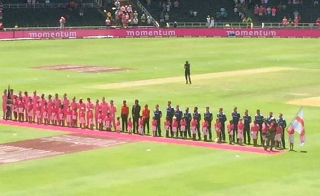 Sa Vs Eng 4th Odi Here S Why South Africa Are Wearing