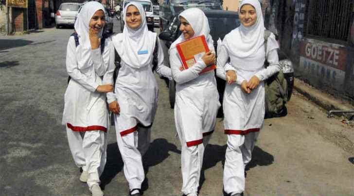 Kashmir unrest Classes 5 to 9 and 11 get mass promotion