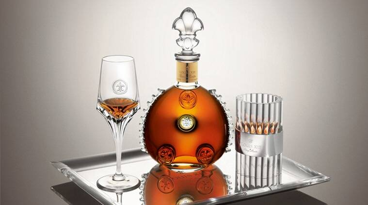 What It Feels Like To Drink A 100 Year Old Cognac