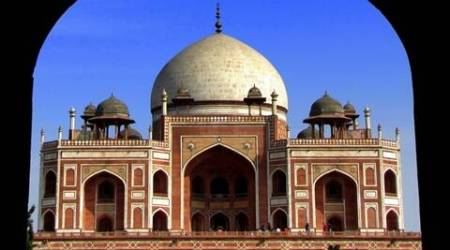 The Marvel Of Red Sandstone & White Marble The Indian Express