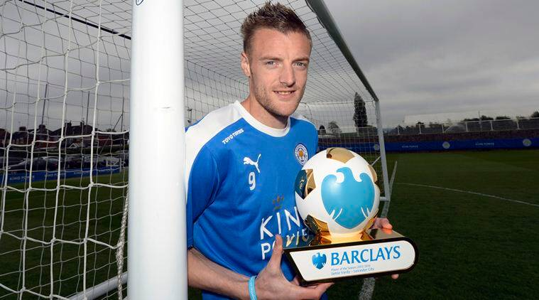 Premier league, Premier league news, Leicester City, Jamie Vardy, Vardy Player of the season, sports news, sports, football news, Football