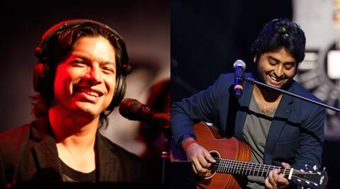 Arijit Singh has gone way ahead of me; he is not competition, says Shaan