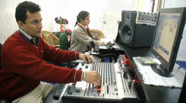 Image result for indian community radio