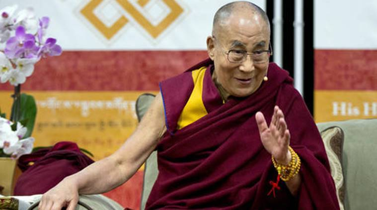 at Washington's U.S. Institute of Peace (USIP), the Dalai Lama ...