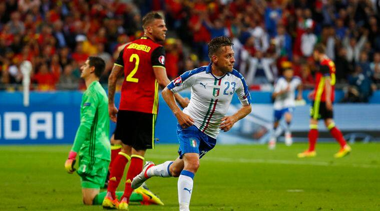 Euro 2016, Italy beat Belgium 2-0 in Lyon: As it happened | Sports News,The  Indian Express