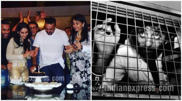 Sanjay Dutt, Sanjay Dutt Birthday, Sanjay Dutt turns 57, Sanjay Dutt 57th birthday, Sanjay Dutt jail, Sanjay Dutt free, Sanjay Dutt jail term, Sanjay Dutt journey, Sanjay Dutt life journey, Sanjay Dutt sentence, Sanjay Dutt dad, Sanjay Dutt kids, Sanjay Dutt wife, Sanjay Dutt life in pics, Sanjay Dutt mother, Sanjay Dutt biopic, Entertainment