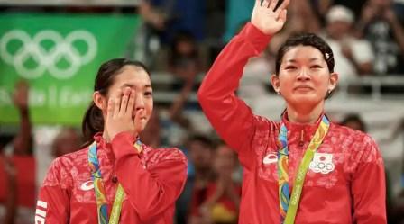 【女子バドミントン】タカマツペア、日本バドミントン界初の金メダル獲得!