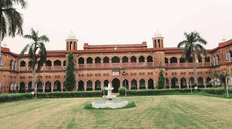 Union Hall Lawn, AMU