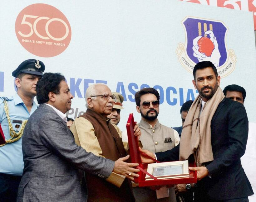 Image result for India 500th test match