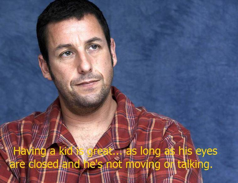 Adam Sandler Birthday His 10 Quotes Which Can Explain All