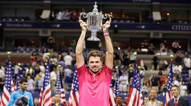 Third Grand Slam Trophy for Stanislas Wawrinka