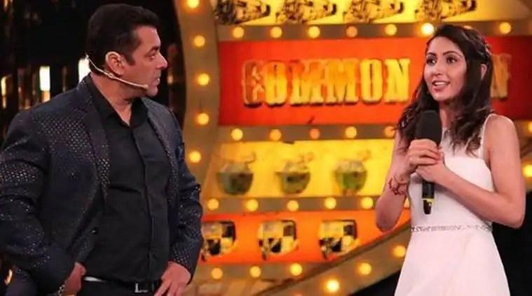 Akanksha Sharma, with Bhai