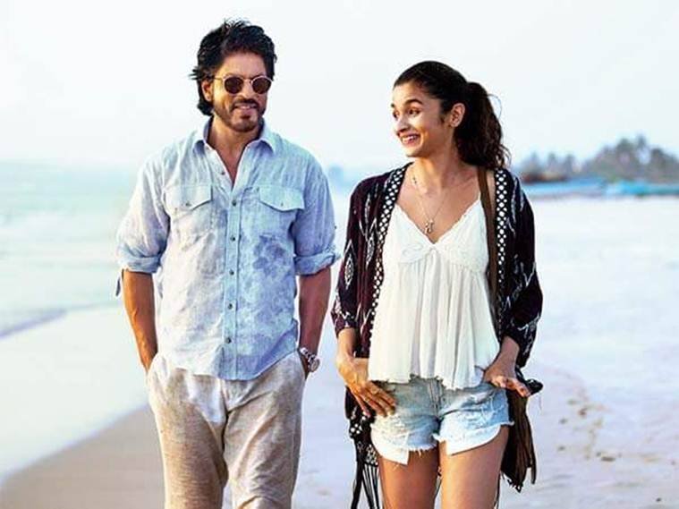 Image result for shahrukh dear zindagi